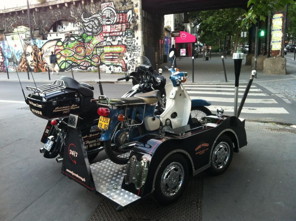 Depa moto
